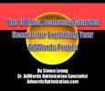 Thumbnail 10 Adwords Secrets MRR