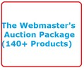 Thumbnail eBay Auction Package :The Webmasters Auction Package