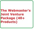 Webmaster's Joint Venture Package Ready Made Turnkey Website Business Home Jobs