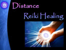 15 min distance reiki healing session