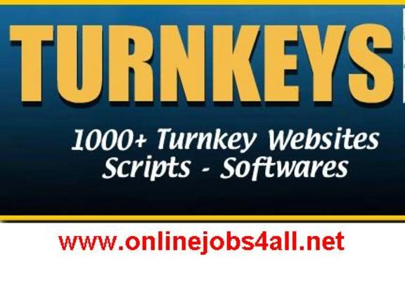 Product picture 1000 Turnkey Websites