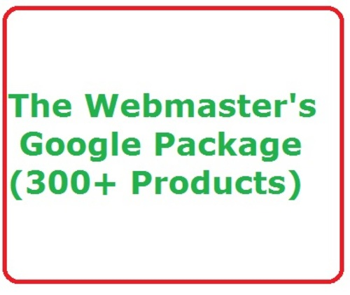 Product picture Established Webmasters Google Package Ready Made Website Business