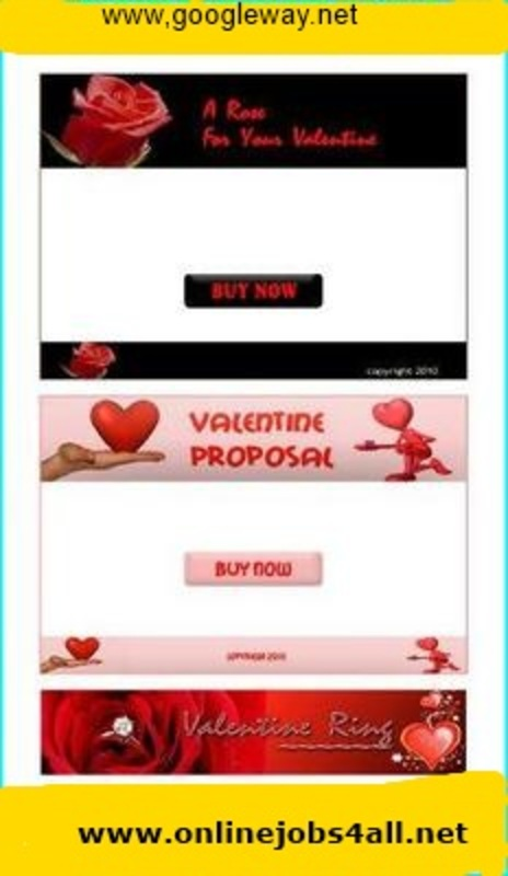 Product picture 5 Valentine s Day Templates
