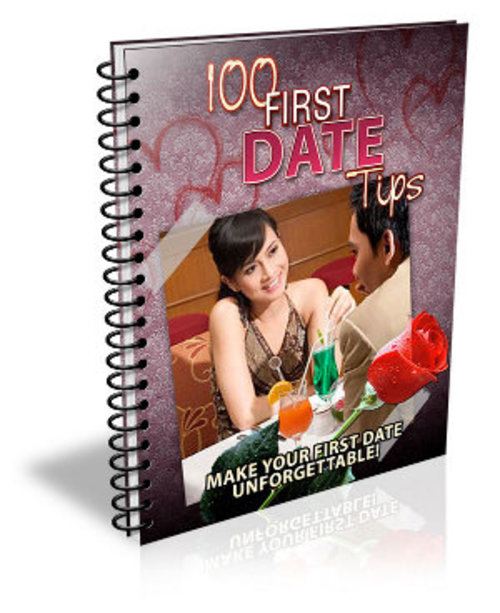 Product picture 100 First Date Tips
